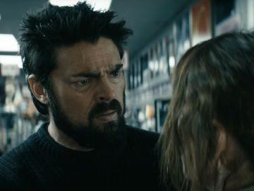 Karl Urban como Butcher en 'The Boys'