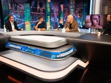 Raúl Arévalo, Roberto Álamo y Álex García se someten al examen de Trancas y Barrancas, ¿son muy delincuentes?