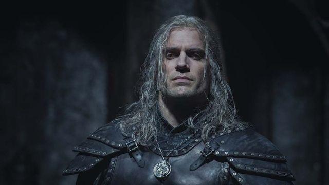 Henry Cavill en la temporada 2 de 'The Witcher'