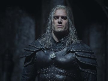 Henry Cavill en la temporada 2 de 'The Witcher'