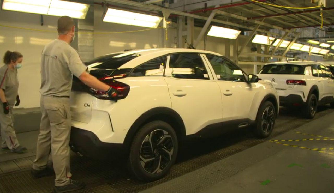 Perdidos 100.000 puestos de trabajo en el sector del automóvil por el coronavirus en 2021
