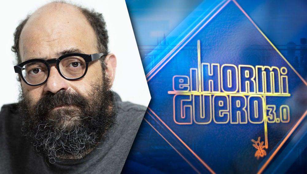 El lunes se divertirá en 'El Hormiguero 3.0' el cómico Ignatius Farray