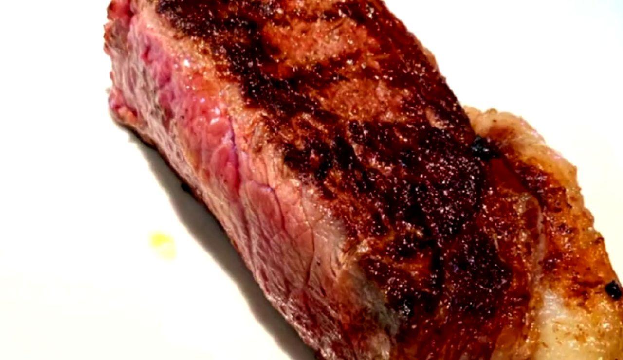 Gastronomía. Restaurante Juan de Tolosa. Carnes.