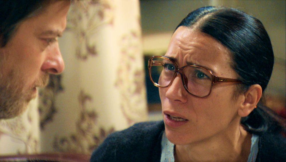 """Manolita confiesa a Marcelino sus sospechas acerca de la muerte de Marisol: """"Aquí hay cosas que no tienen sentido"""""""