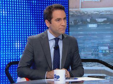 """Teodoro García Egea: """"Pablo Iglesias ha hecho historia al ser un vicepresidente con una doble imputación"""""""