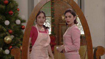 Vanessa Hudgens y Vanessa Hudgens en 'Cambio de princesa'