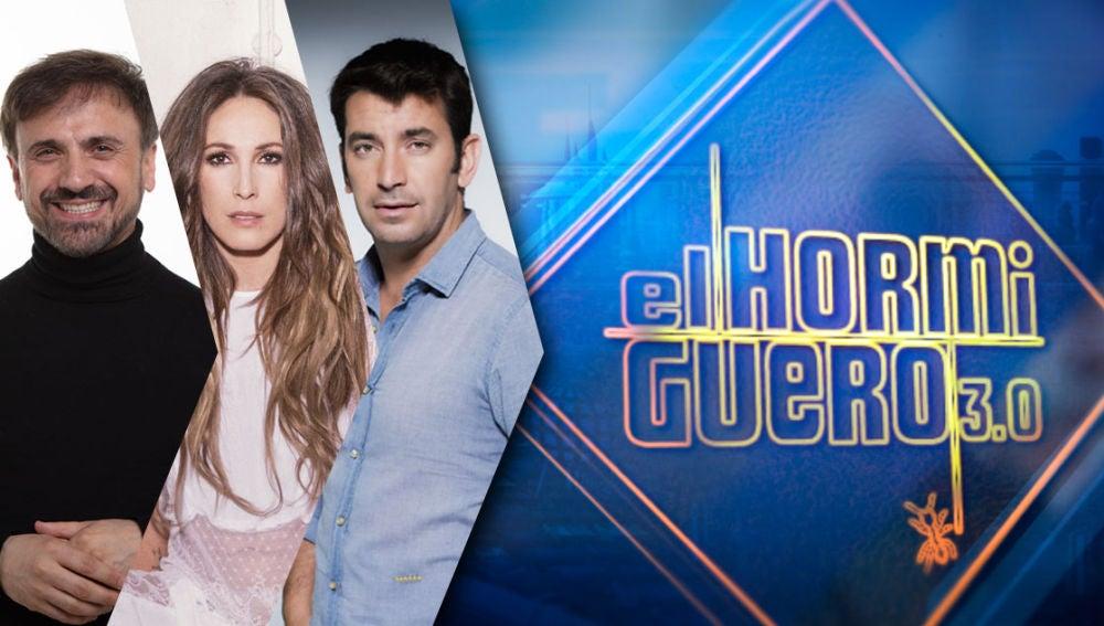 El miércoles charlaremos con Arturo Valls, José Mota y Malú en 'El Hormiguero 3.0'