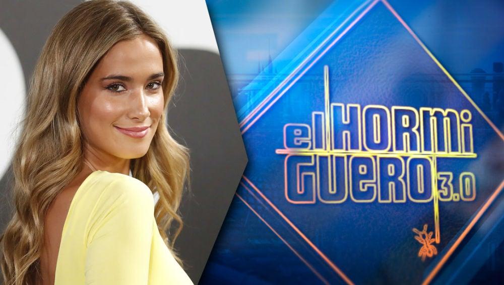 El martes, María Pombo visita por primera vez 'El Hormiguero 3.0'