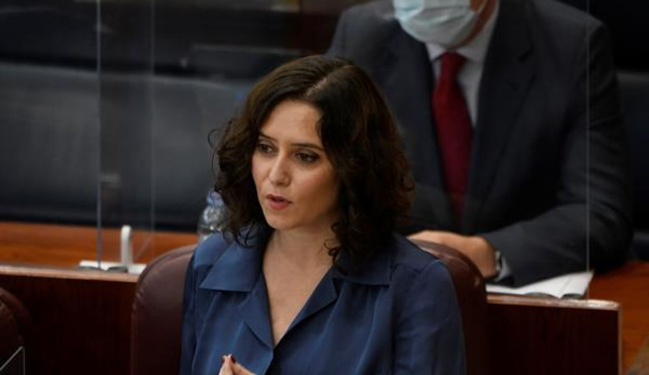 Ayuso gana la batalla judicial a Sanidad sobre las restricciones de movilidad en Madrid