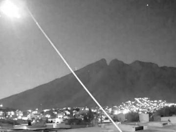 Un meteorito cae en México y creen que forma parte de la lluvia de estrellas Dracónidas