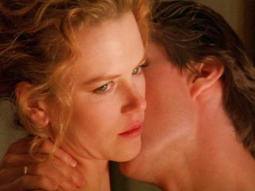 Nicole Kidman y Tom Cruise en 'Eyes Wide Shut'