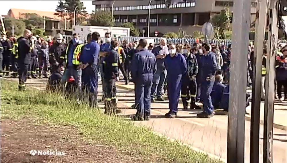 Alcoa comunica el despido de más de 500 trabajadores de la única fábrica de aluminio primario que queda en españa