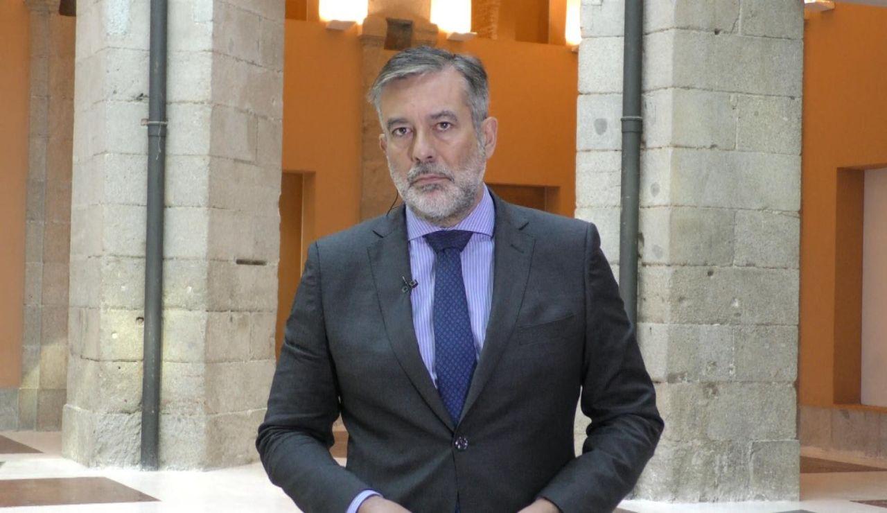 Enrique López sobre las nuevas normas en Madrid por el coronavirus