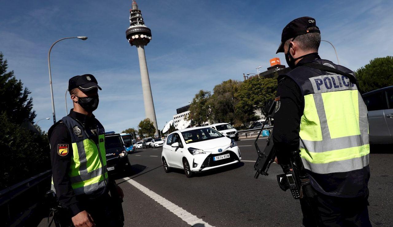 Estado de alarma Madrid: ¿Se puede salir de Madrid hoy?