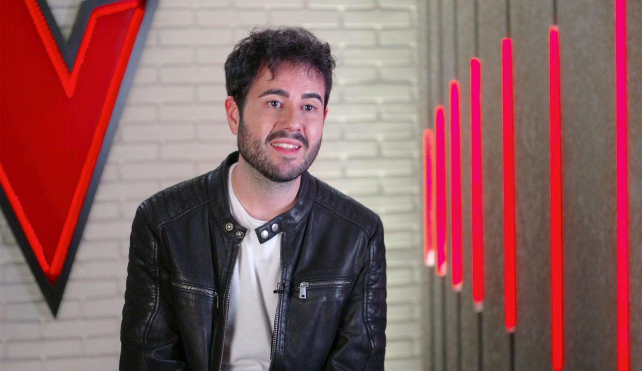 """Juan José Alba: """"Me gustaría también que se me conociera cantando"""""""