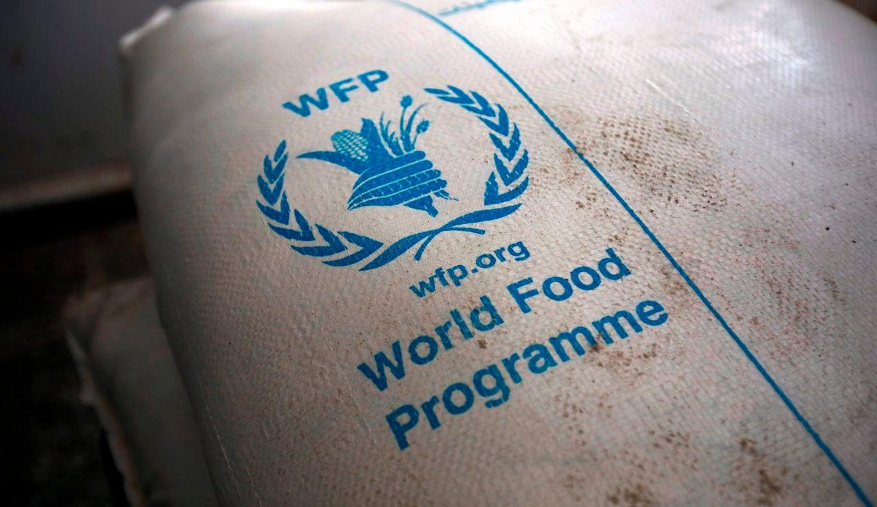 Una ración del Programa Mundial de Alimentos de la ONU