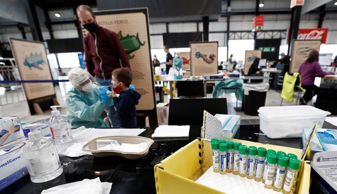 Navarra comienza su confinamiento perimetral con 368 alumnos aislados por coronavirus en 24 horas