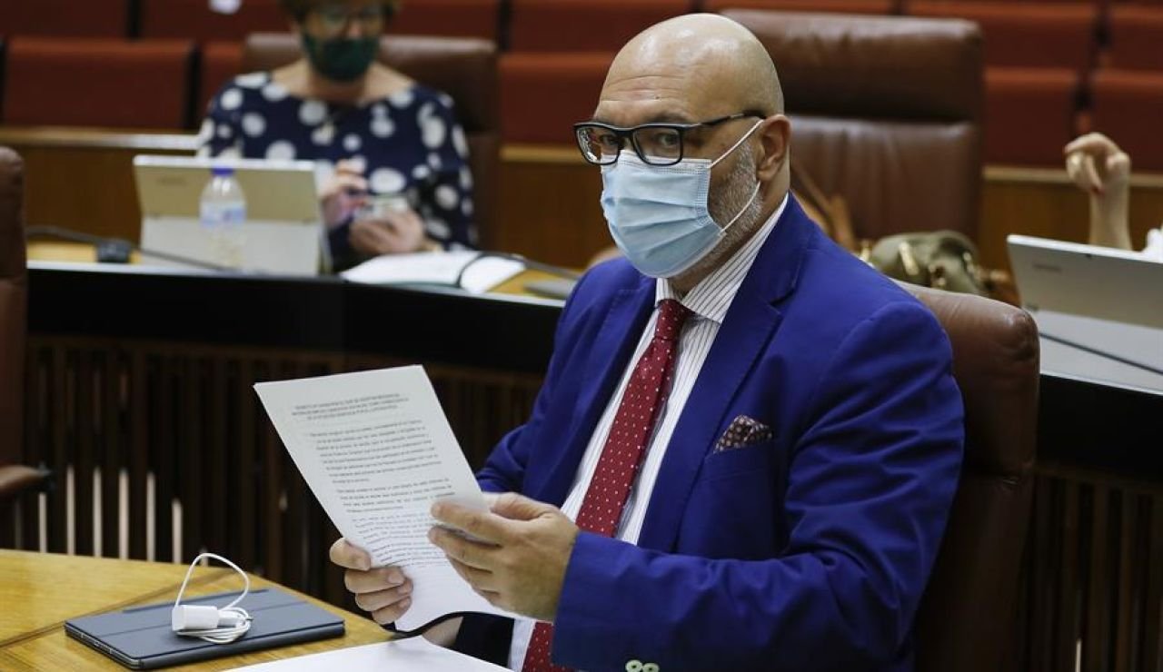 Vox detiene las negociaciones de los presupuestos en Andalucía tras el 'no' del PP a la moción de censura