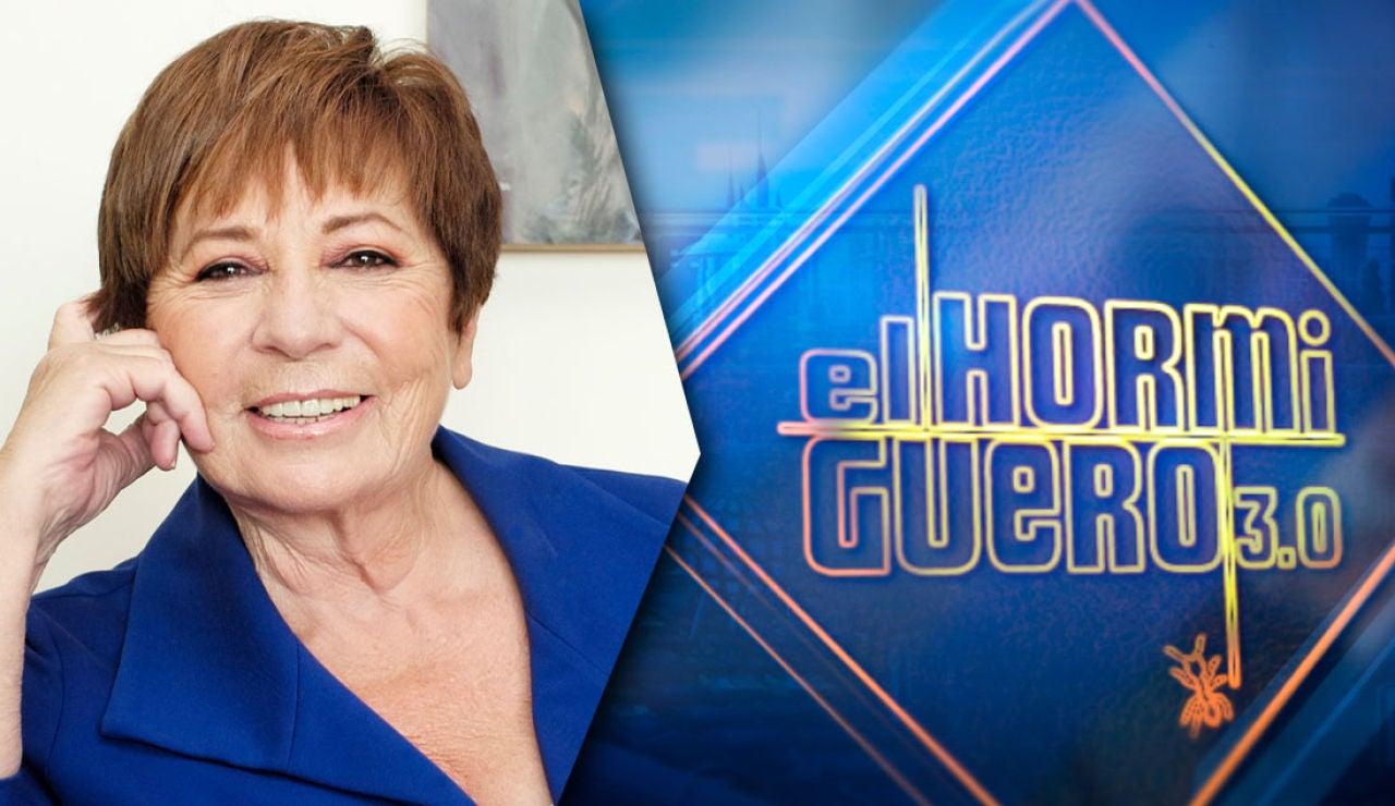 El lunes arrancamos la semana en 'El Hormiguero 3.0' con la visita de Celia Villalobos
