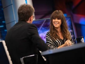 Vanesa Martín confiesa en 'El Hormiguero 3.0' su secreto durante las videollamadas