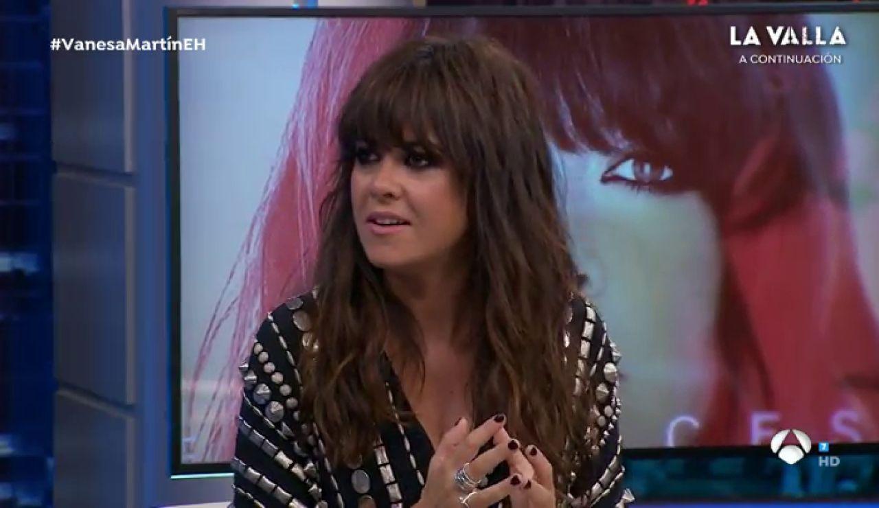 """Vanesa Martín revela en 'El Hormiguero 3.0' cómo nació su nuevo disco: """"Iba a tomarme un año sabatico"""""""