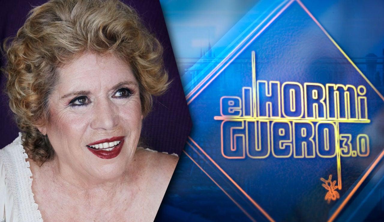 María Jiménez visita por primera vez 'El Hormiguero 3.0' el próximo jueves