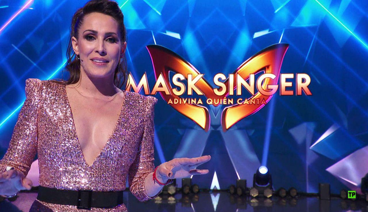 """Malú, con las pilas cargadas como investigadora de 'Mask Singer': """"Voy a desenmascarar a todos los famosos"""""""