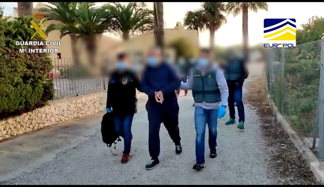 Detenido un presunto yihadista