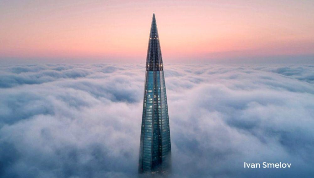 Imagen de Ivan Smelov presentada en el Aerial Photography Awards 2020
