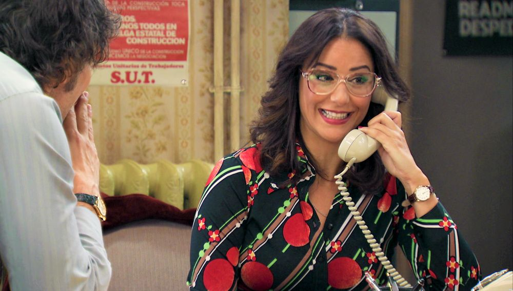 Cristina se deja llevar por las palabras de Guillermo y acepta una primera cita con Vicente