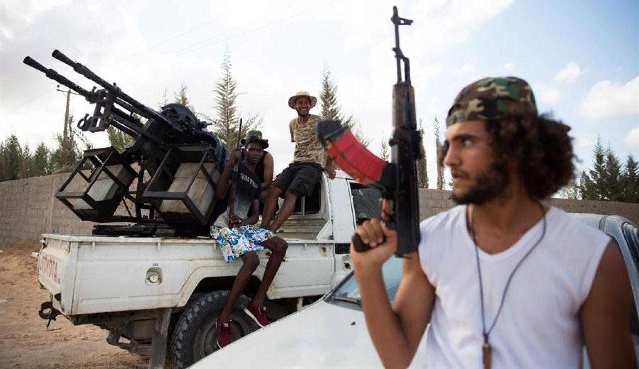 La ONU anuncia un alto el fuego permanente en Libia y la retirada de mercenarios extranjeros