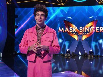 """Javier Calvo, dispuesto a todo en 'Mask Singer': """"Pienso descubrir el secreto mejor guardado de la televisión"""""""