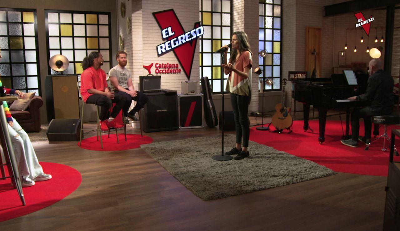 Mar Rodríguez canta 'Confieso' en 'El Regreso'