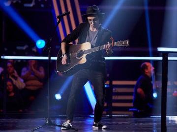 Sergio Chaves canta 'Terriblemente cruel' en los Asaltos de 'La Voz'