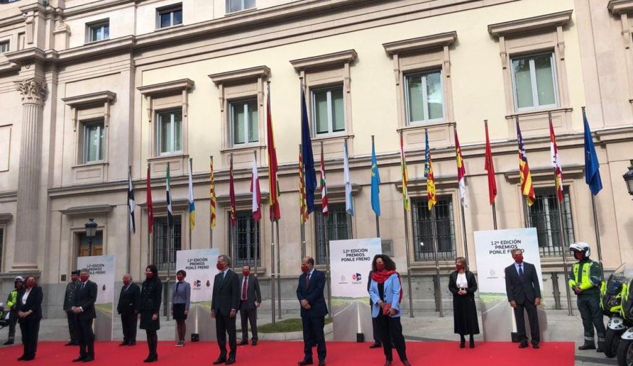 El Senado acoge los Premios Ponle Frneo