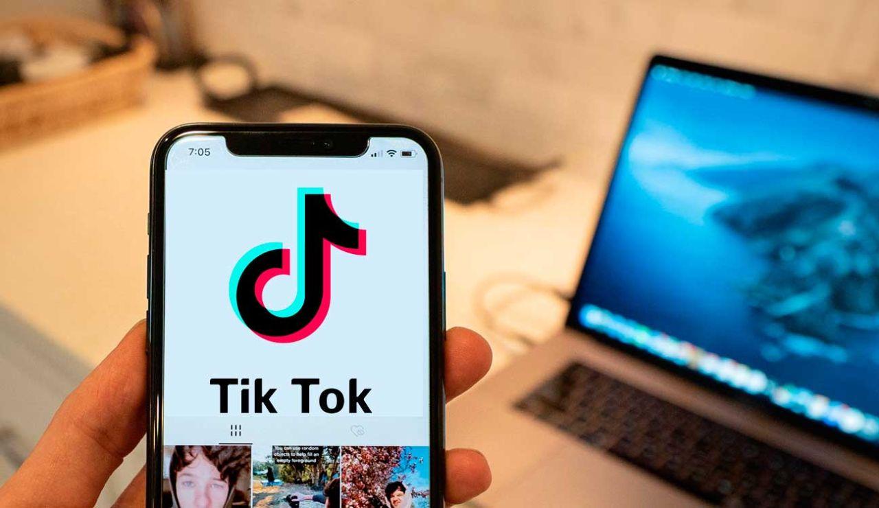 Borra los dispositivos en los que tengas abiertas sesiones de Tiktok