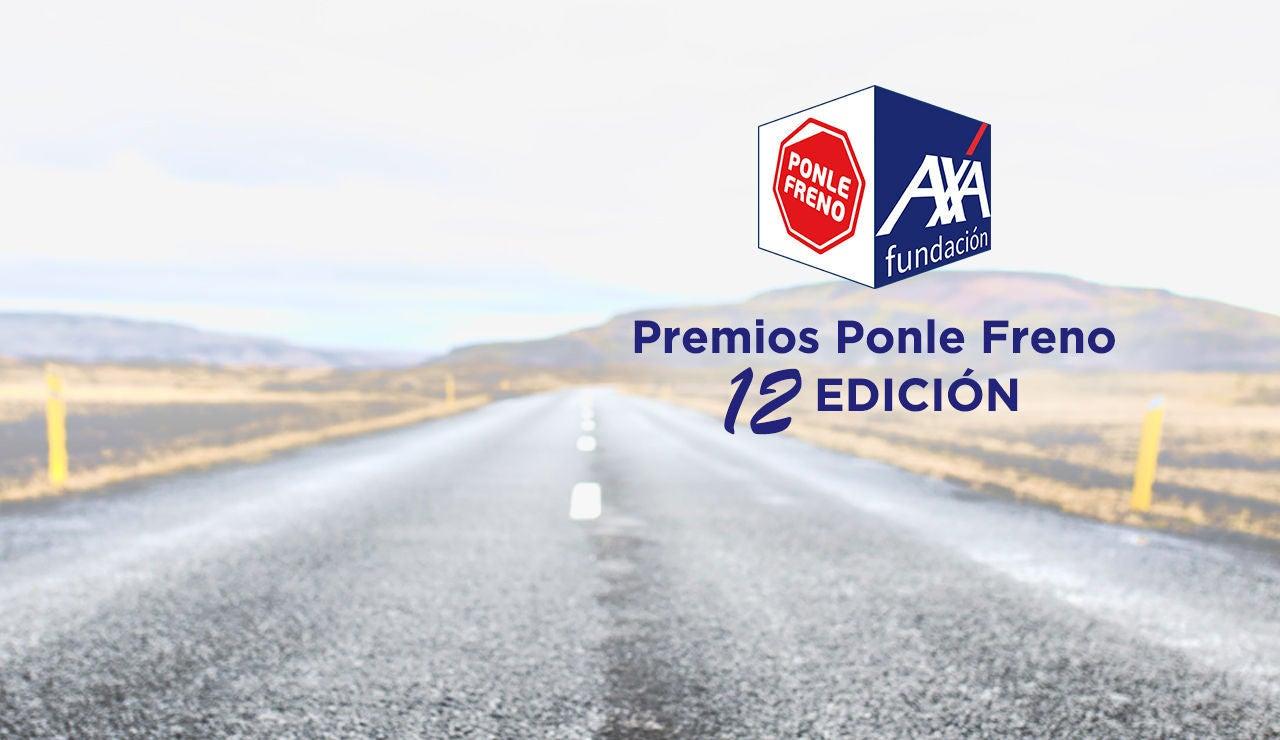 XII Premios Ponle Freno. Seguridad vial
