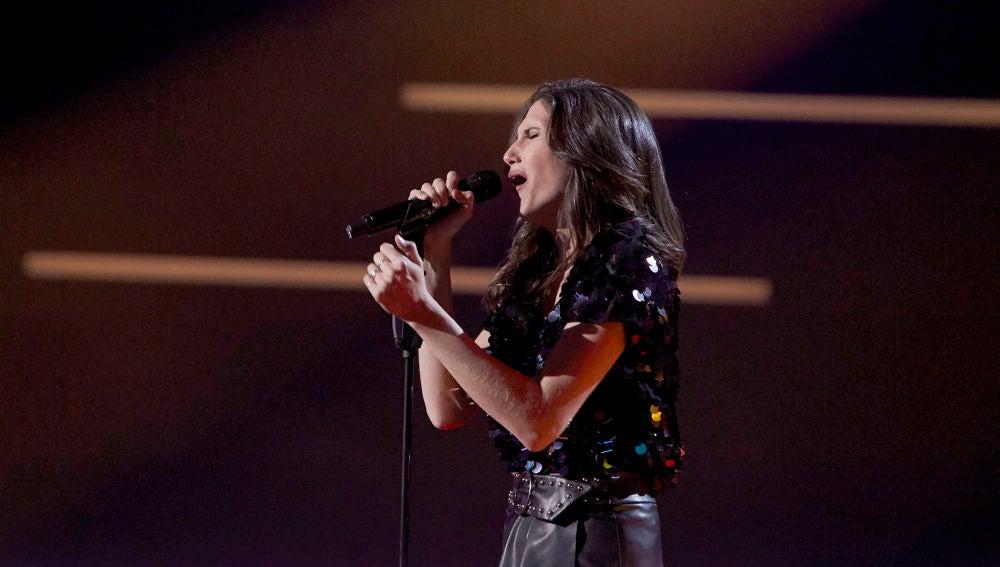 Mar Rodríguez canta 'Envidia' en los Asaltos de 'La Voz'