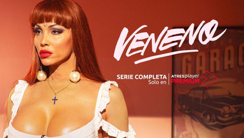 'Veneno', serie completa ya disponible en ATRESplayer PREMIUM