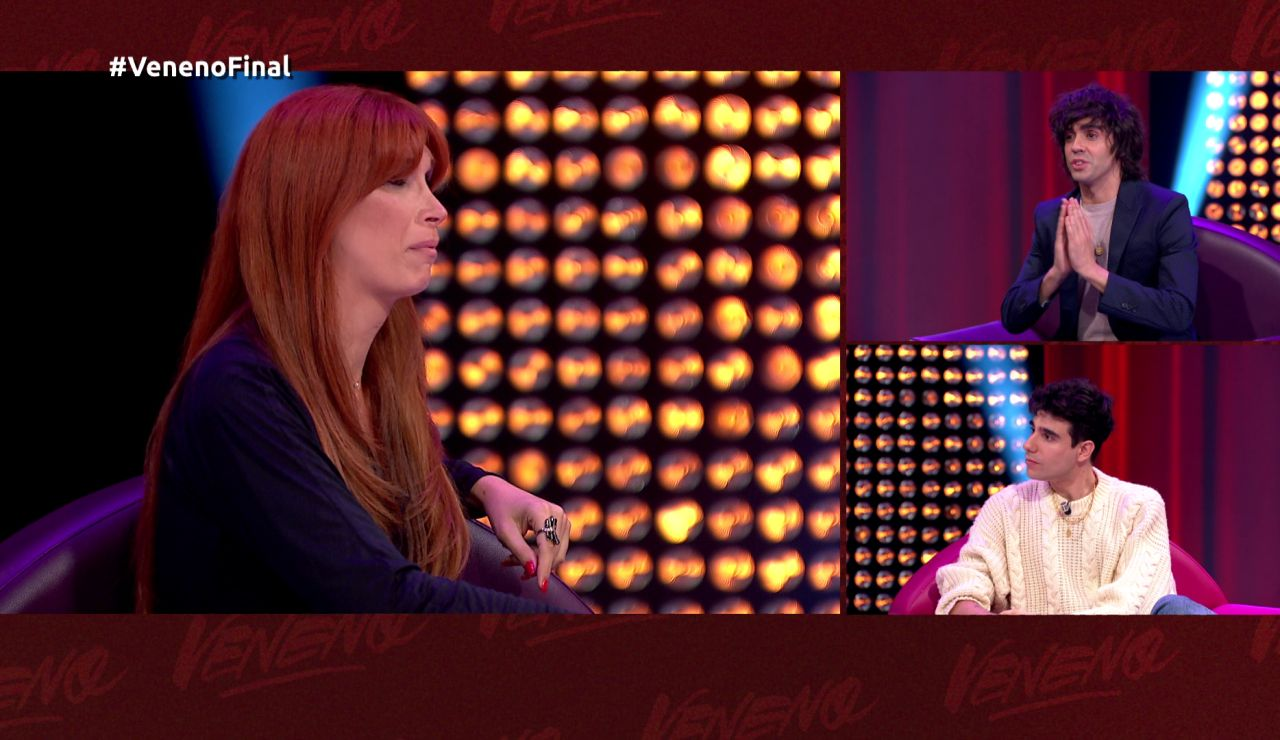 """Valeria Vegas, a Javier Calvo y Javier Ambrossi: """"Vosotros habéis remado a favor de dignificar la historia de un colectivo"""""""