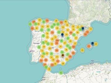 Frenar la Curva, el mapa para encontrar todos los servicios de voluntariado surgidos por la crisis del coronavirus