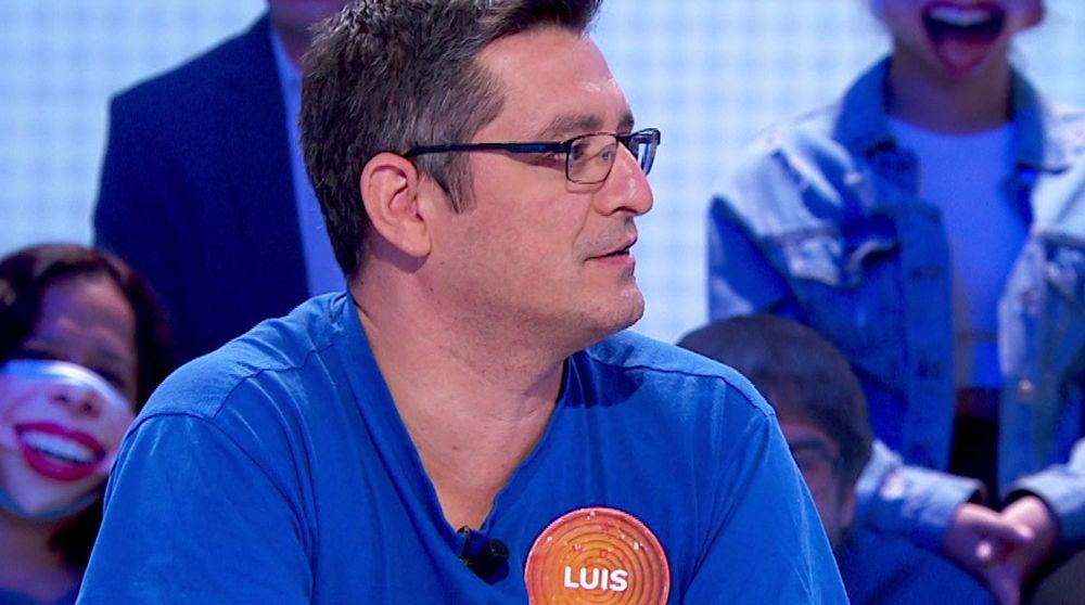 Luis deja de lado la rivalidad para deshacerse en elogios hacia Pablo en 'Pasapalabra'