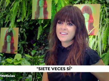 Vanesa Martín presenta su nuevo disco 'Siete veces sí' compuesto durante los meses de confinamiento