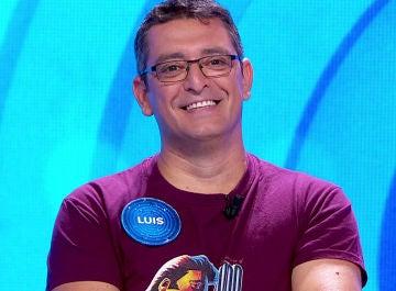 Luis de Lama, concursante de 'Pasapalabra'