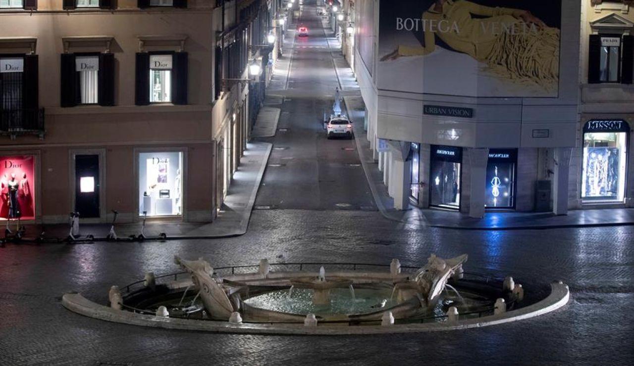Italia cierra teatros y cines y limita el horario de bares y restaurantes hasta las 18:00h para luchar contra el coronavirus