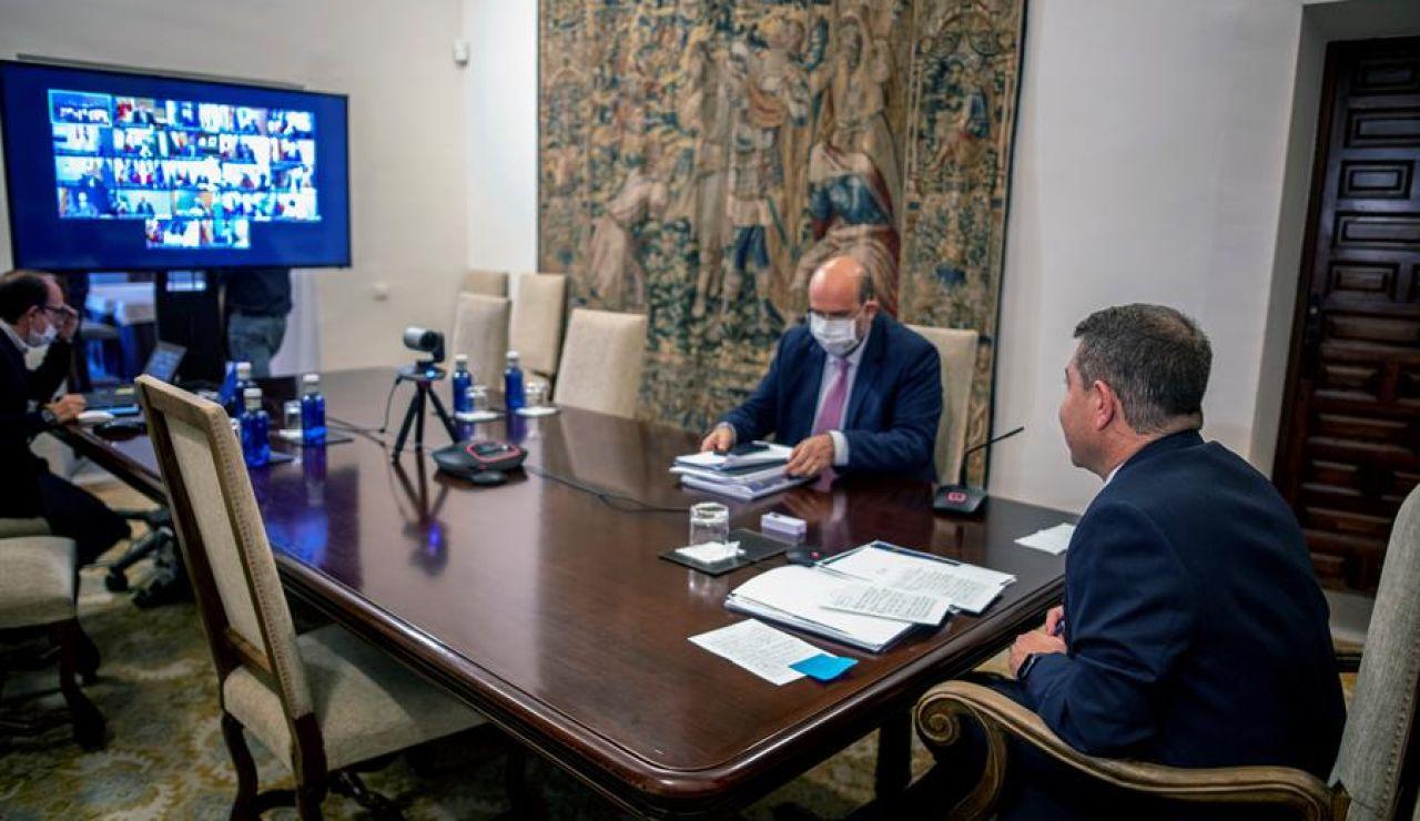 Page reprocha a Pere Aragonés el uso independentista de la Conferencia de presidente