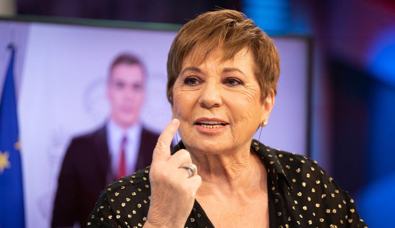 """La cruda opinión de Celia Villalobos sobre el Gobierno: """"Son políticos inmaduros"""""""