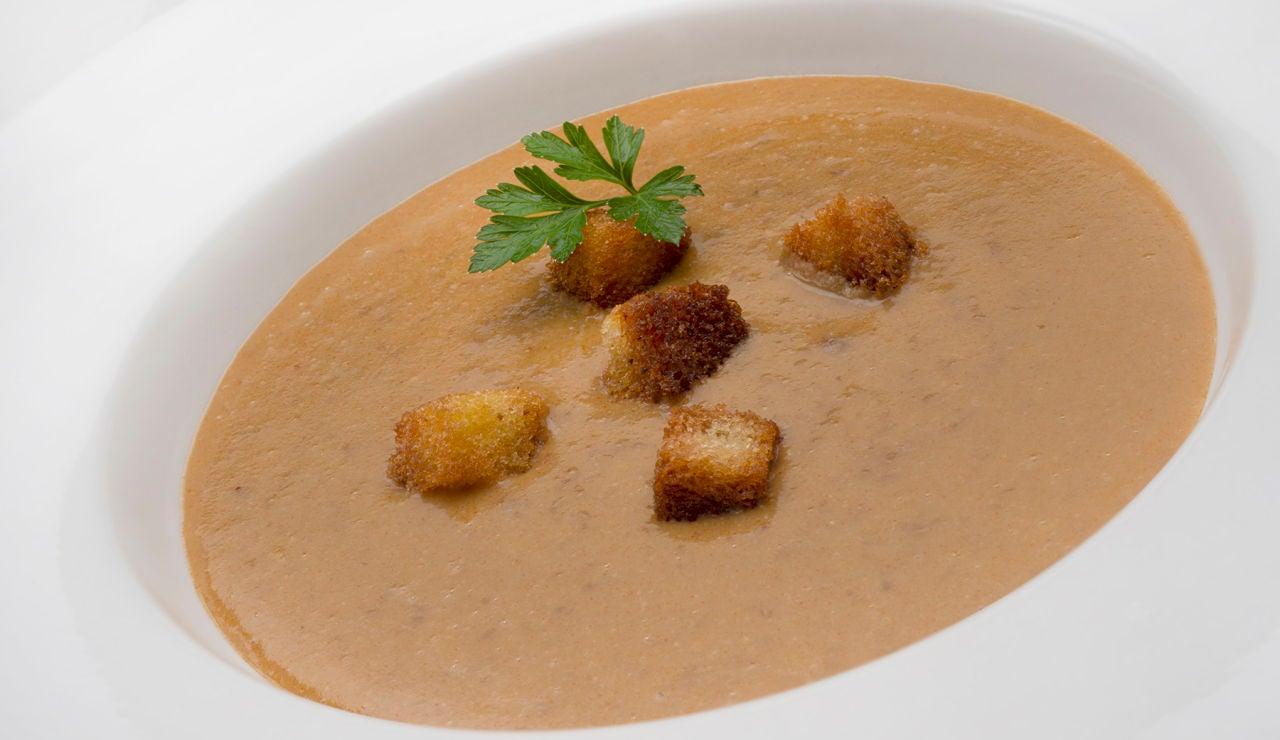 Receta de sopa de lentejas, de Karlos Arguiñano