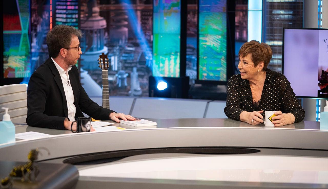 """El mensaje de Celia Villalobos a Pablo Casado en 'El Hormiguero 3.0': """"No te quemes, eres muy jovencito"""""""