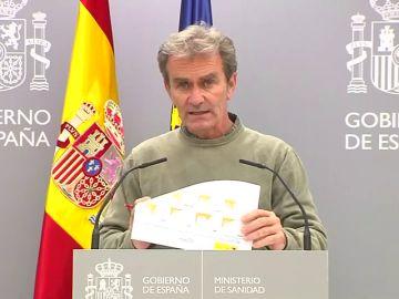 """Fernando Simón pide que no se """"mate al mensajero"""" por el incremento de contagios de coronavirus"""